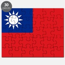 ROC flag Puzzle
