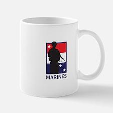 AMERICAN MARINES Mugs
