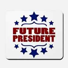 Future President Mousepad