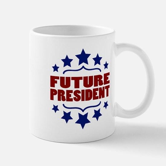 Future President Mugs