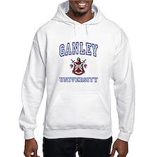 GANLEY University Hoodie