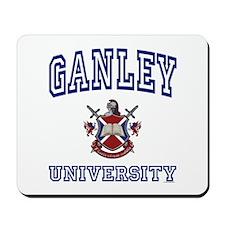 GANLEY University Mousepad