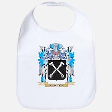 Newton Coat of Arms - Family Crest Bib