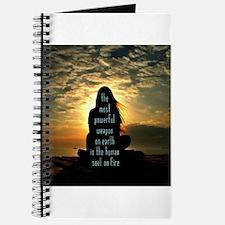 Soul On Fire Journal