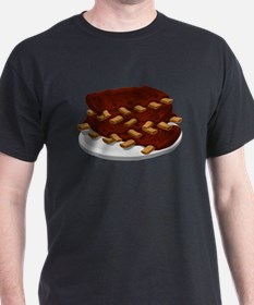 Plate Of Ribs T-Shirt