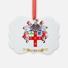 Jett Ornament