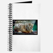 Tiger Coat Journal