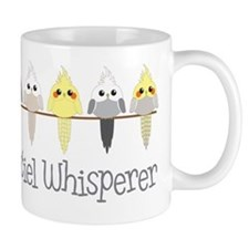 Cockatiel Whisperer Small Small Mug