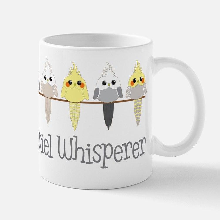 Cockatiel Whisperer Small Small Mug