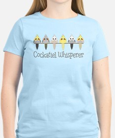 Cockatiel Whisperer T-Shirt