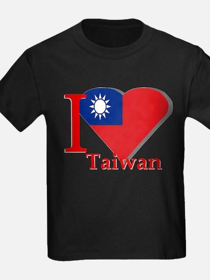 I love Taiwan T