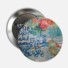 "Cute Encouragement 2.25"" Button"