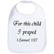Funny Parent to child Bib