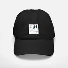 Papillon Cameo Baseball Hat