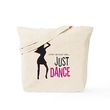 Just Dance -Tote Bag