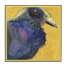 The Eye of the CROW Tile Coaster