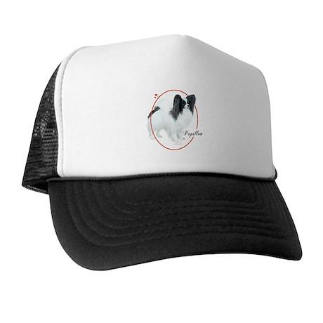 Papillon Cameo Trucker Hat