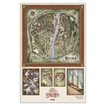 Khare: Cityport Of Traps - Large Poster