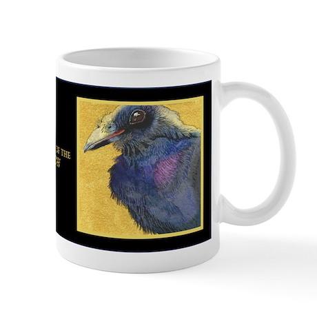 The Eye of the CROW Mug
