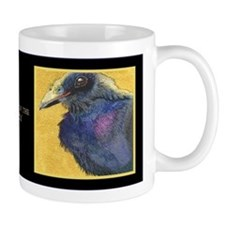 The Eye of the CROW Coffee Mug