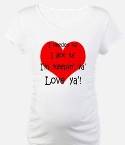 Funny Valentine%27s day for fiance Shirt