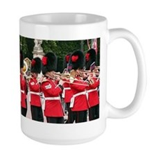 Guards Band, Buckingham Palace, London, Engla Mugs