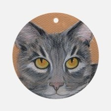 Gracie Ornament (Round)