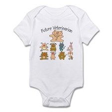 Future Veterinarian Unique Baby/Toddler bodysuit