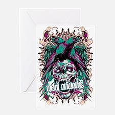 Metal Artworks Design #1 Greeting Card