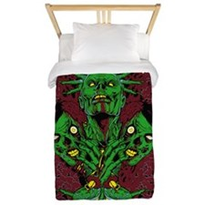 Metal Artworks Design #2 Twin Duvet