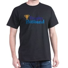 Trophy Husband Funny Valentine T-Shirt