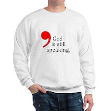 God is Still Speaking Jumper