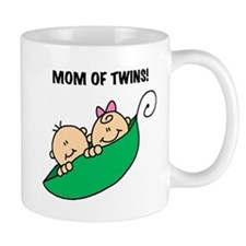 Mom of Twins Mug
