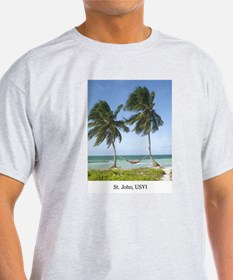 Cute St john usvi T-Shirt