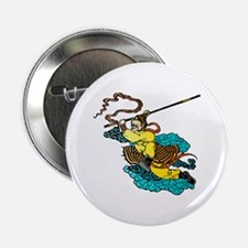 Monkey King Button