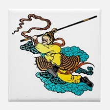 Monkey King Tile Coaster