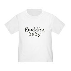 Buddha baby T