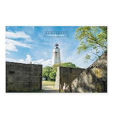 Sandy Hook Light - New Je Postcards (Package of 8)