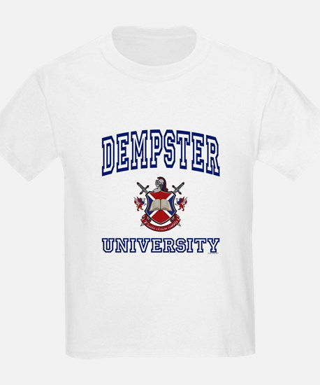DEMPSTER University T-Shirt