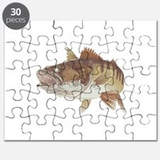 LARGE WALLEYE Puzzle