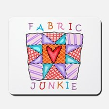 Fabric Junkie Mousepad