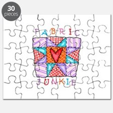 Fabric Junkie Puzzle