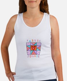 Fabric Junkie Tank Top