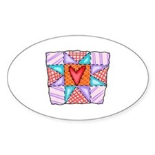 PATCHWORK QUILT Decal