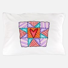 PATCHWORK QUILT Pillow Case