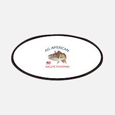 AMERICAN WALLEYE FISHERMAN Patches