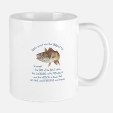 A FISHERMANS PRAYER Mugs