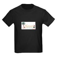 Hawaii The Aloha State T-Shirt