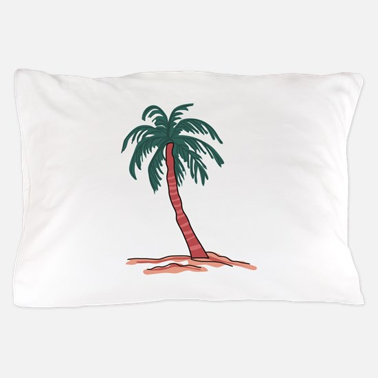 Palm Tree Pillow Case