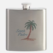 South Padre Flask